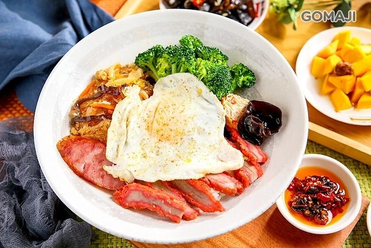 深坑陳老闆 | 拌拌飯、麵、羊肉料理