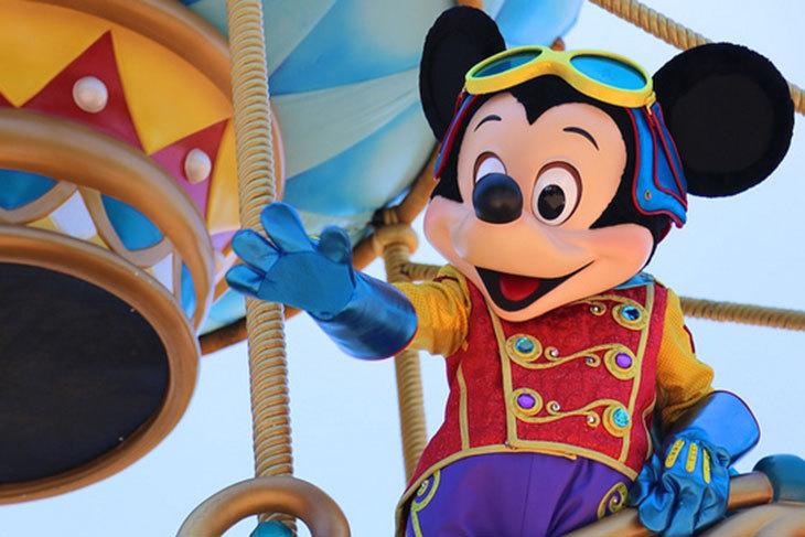 香港迪士尼樂園門票(電子票)