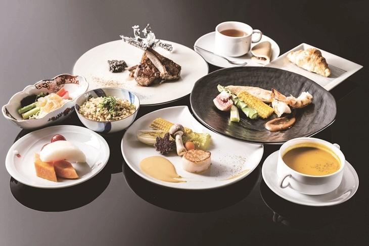 大倉久和大飯店-桃花林中餐廳/山里日本料理
