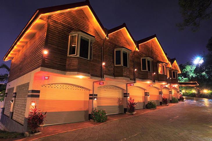 台北-儷閣別墅旅館