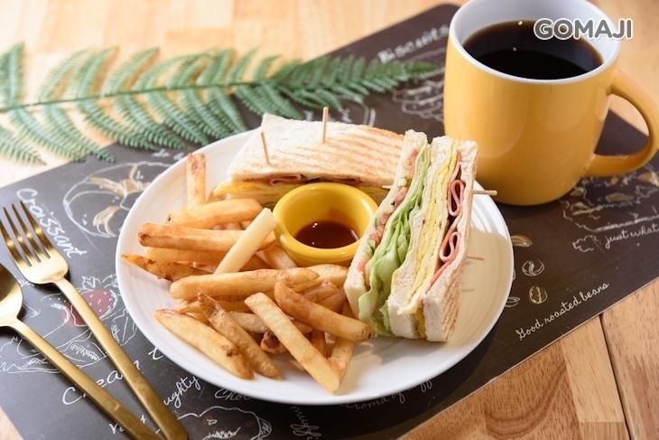 得來素蔬食早午餐(台南裕文店)