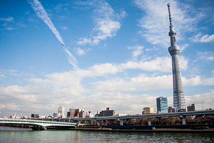 日本-東京晴空塔 tokyo skytree