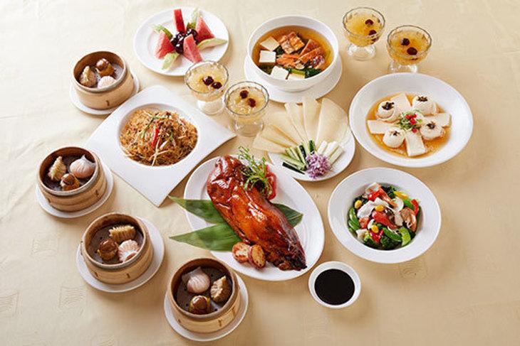 台北圓山大飯店-圓苑餐廳/金龍餐廳