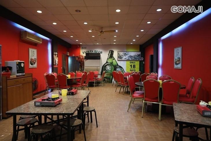 下城老地方酒餐館