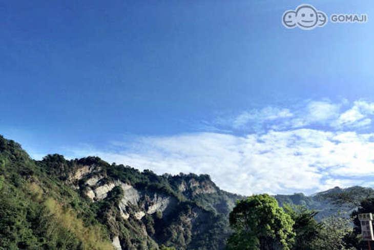 台南-關山嶺泥礦溫泉山莊