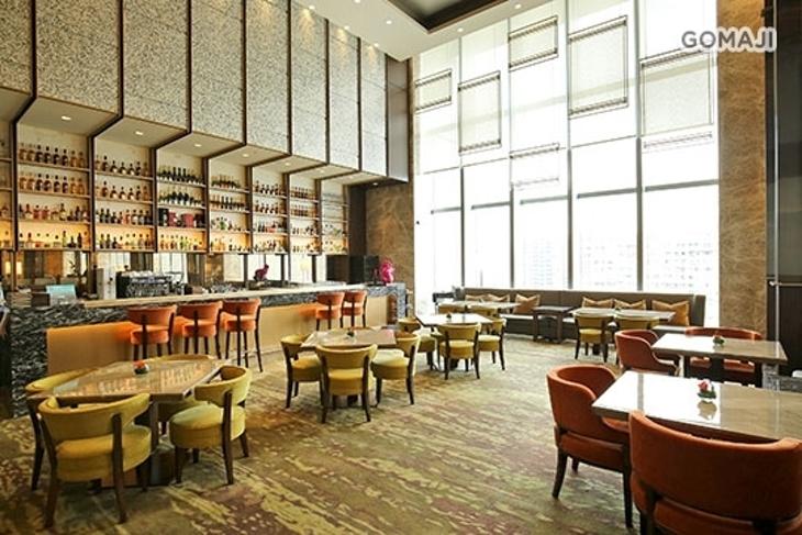 台北六福萬怡酒店-The Lounge