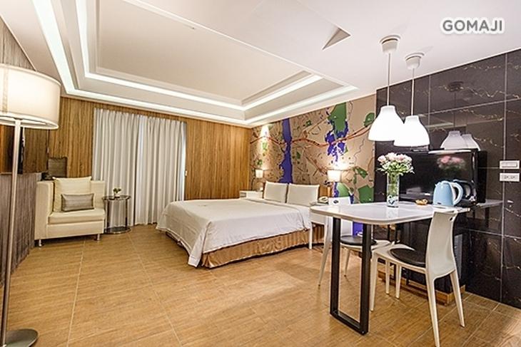 淡水-長緹海景飯店