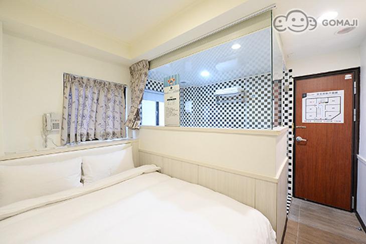 台北西門町-銀河mini旅店