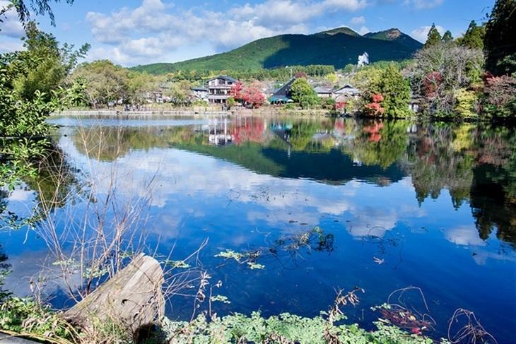 日本-九州KURUKURU一日遊(太宰府天滿宮、湯布院、別府灶地獄)