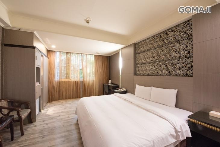嘉義-比佛利花園汽車旅館