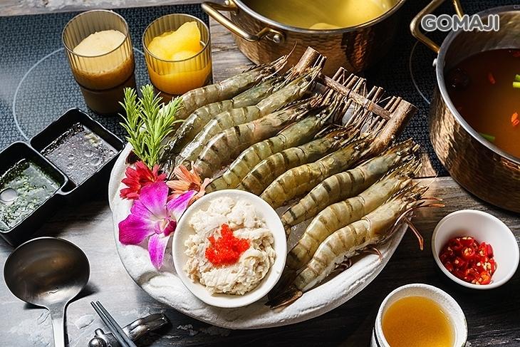 HO Hot Pot 鈥鍋 嚴選海陸創意鍋物
