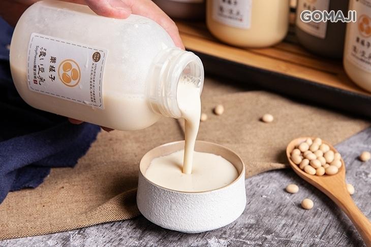 漿樣子濃い豆乳