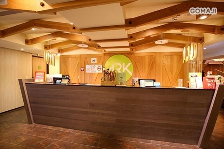 台北-方舟旅店(長安復興館)