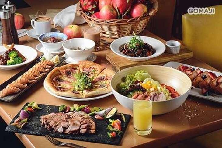 香格里拉台南遠東國際大飯店-遠東Café