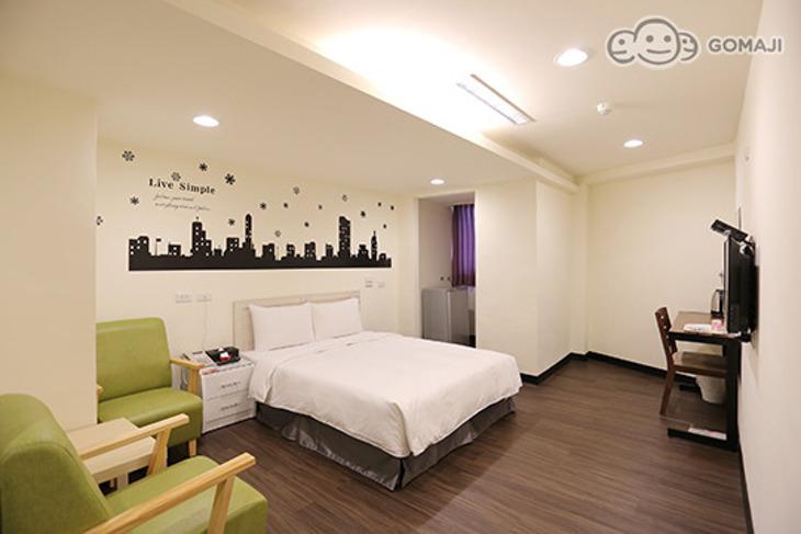 板橋-佳朋樂居時尚旅店