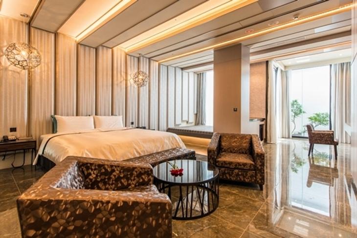 台中-悅河精品旅館