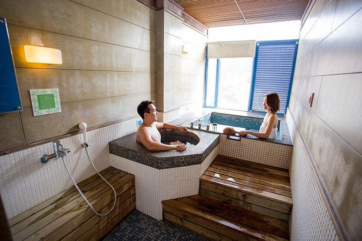 萬里-愛琴海太平洋溫泉會館