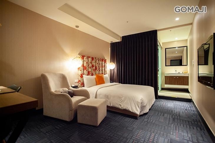 台北-VIA HOTEL丰居旅店(西門館)