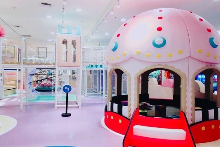 kid's建築樂園 - 夢想城體驗館(中和環球店)