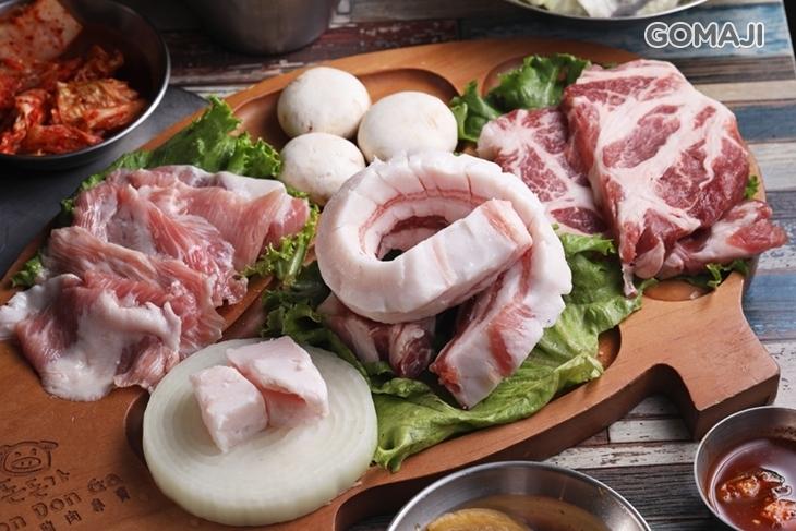 咚咚家 dondonga 韓式豬肉專賣店(林森店)