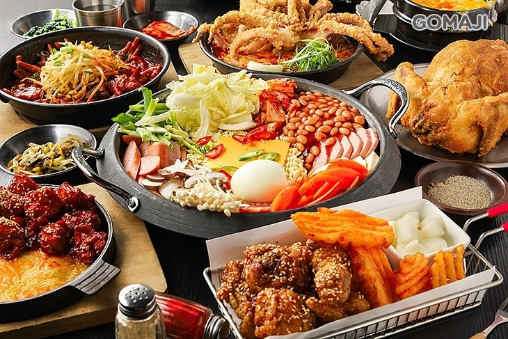 Pocha韓式熱炒