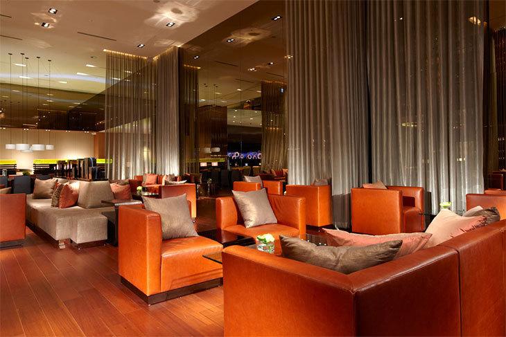 新竹豐邑喜來登大飯店-大廳酒吧