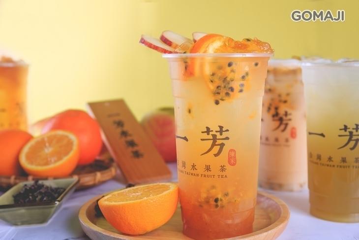 一芳水果茶(大里塗城店)