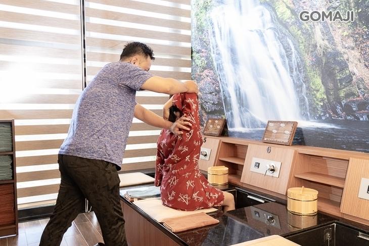 月谷卩足體養生會館yuegujie