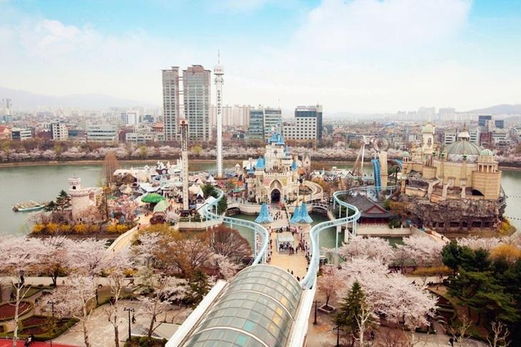 韓國-樂天世界(實體票)
