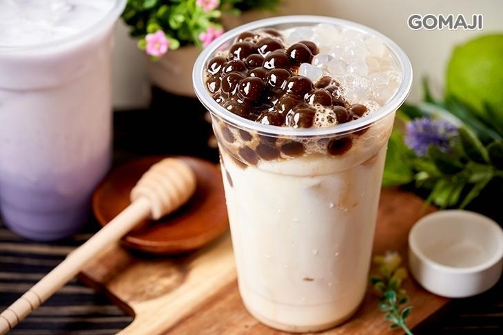 雙珠鮮奶飲品店