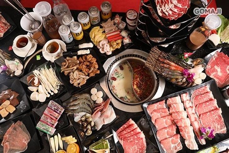 小蒙牛頂級麻辣養生鍋(站前店)
