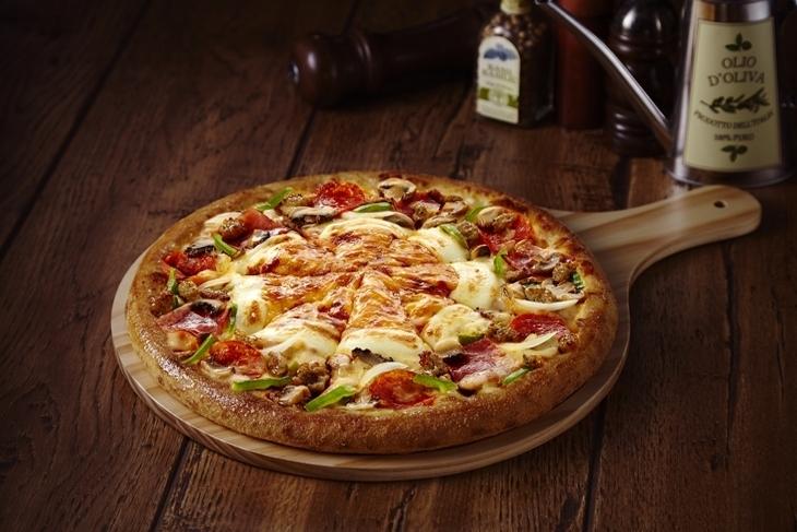 達美樂披薩DOMINO'S PIZZA(全台多分店)