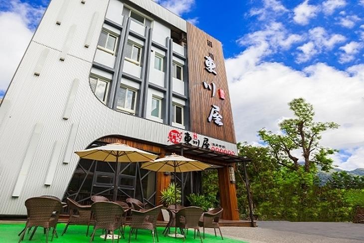 宜蘭礁溪-東川屋經典溫泉會館