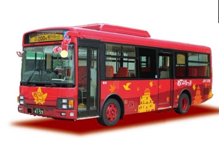 廣島觀光循環巴士 Hiroshima meipuru~pu