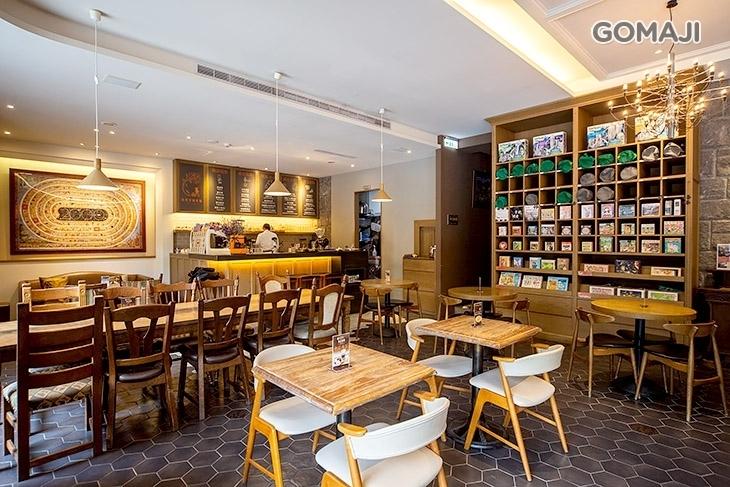 Galette葛樂蒂咖啡館