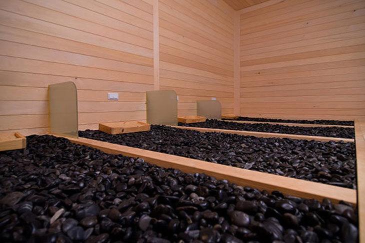 天沐岩盤浴會館