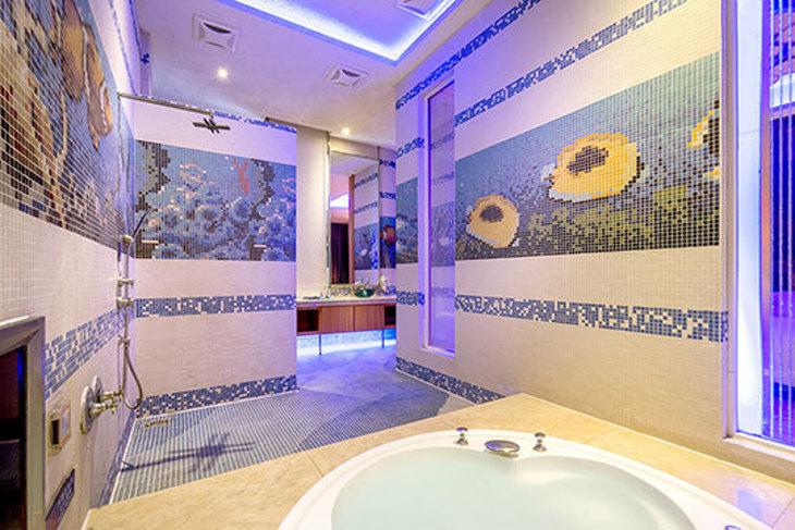 基隆-蔚藍海岸休閒SPA Motel