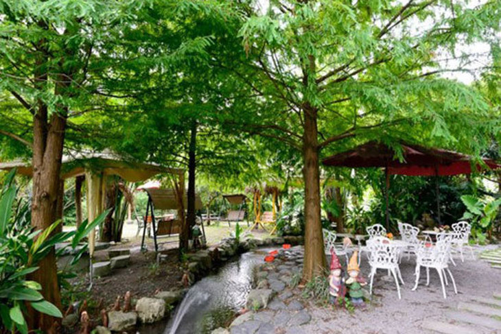 宜蘭-童話村有機渡假農場