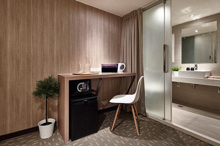 台北-VIA HOTEL丰居旅店(雙連館)