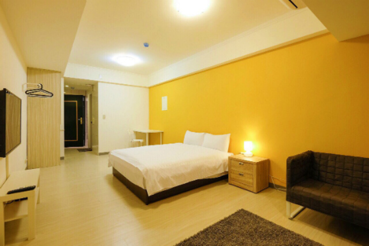 台北輕旅複合式旅店Sleep Taipei
