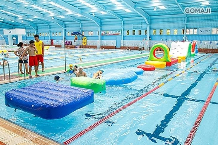 威尼斯SPA溫水游泳池
