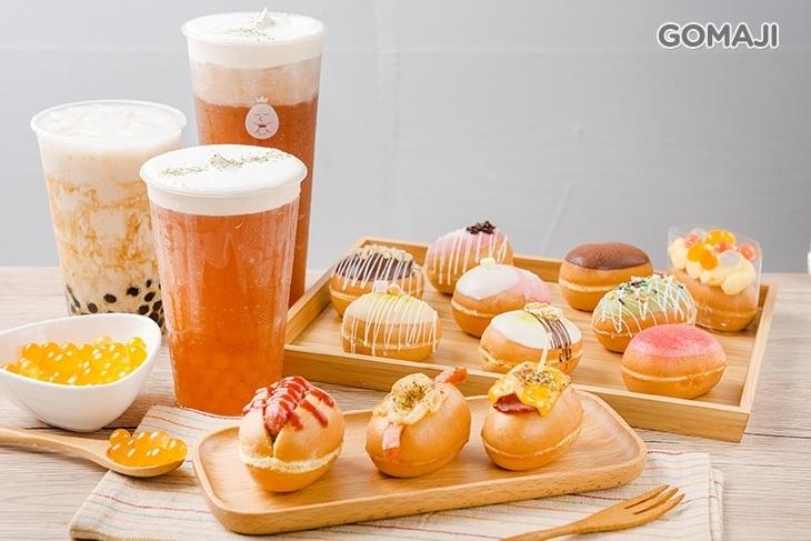 彩菓燒精緻甜點飲品專賣