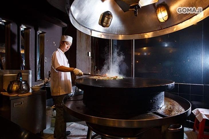 成吉思汗蒙古烤肉