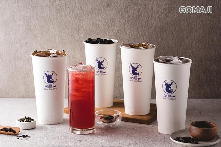 咕鹿飲品 Deer Tea Shop