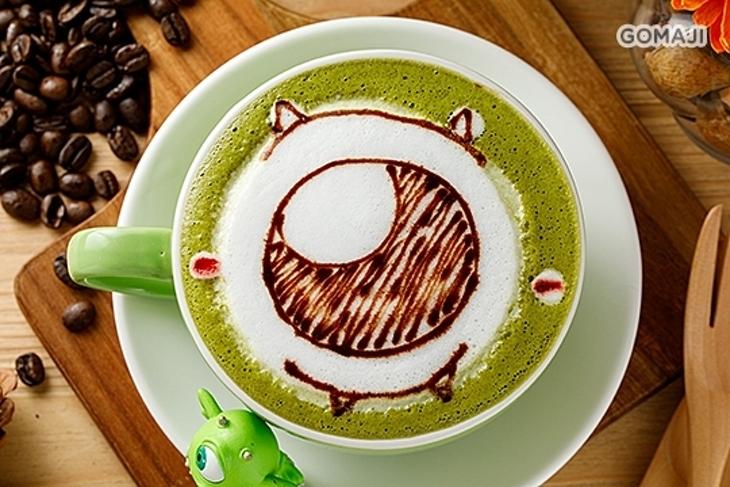 圖角獸咖啡