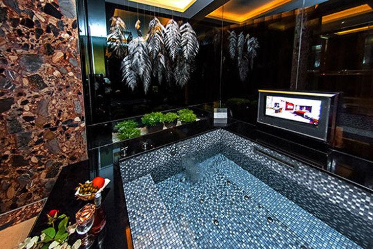 台中一中商圈-金沙精品旅館
