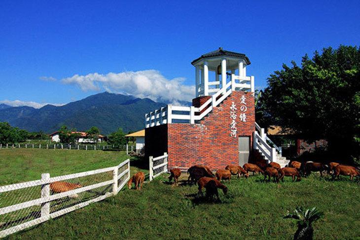 台東-台糖池上牧野渡假村