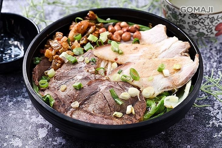 康西桂林特色美食
