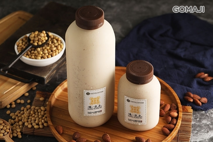 濃い豆乳 (內湖江南店)