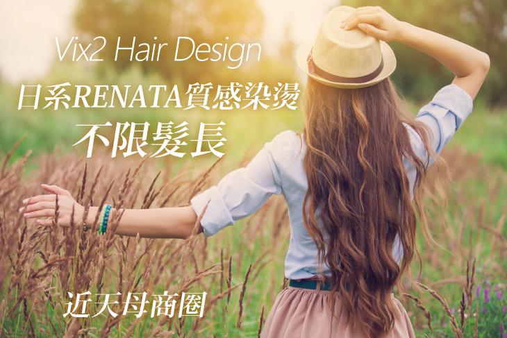 Vix2 hair design